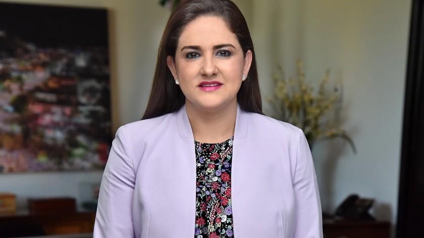 Célida López pide reforzar protocolos tras caso positivo de Covid-19 en Bomberos de Hermosillo(GH)
