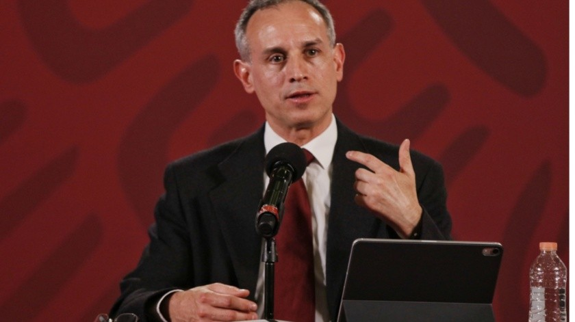 No hay conflicto entre autoridades federales y estatales: López-Gatell(GH)