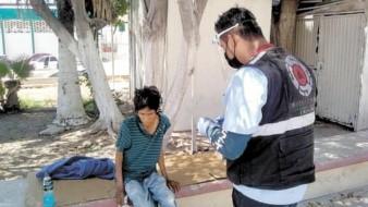 Covid-19 no detiene el paso de migrantespor Empalme: PC
