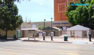 Se unen personal médico de Tijuana y Estados Unidos para salvar a pacientes Covid-19.