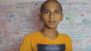 Abhigya Anand: el niño que predijo Covid-19, advierte al mundo sobre otro brote severo