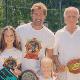 Irina Baeva ya convive en familia con las hijas de Gabriel Soto