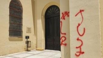 Arquidiócesis se expresa sobre mensajes en Catedral de Hermosillo