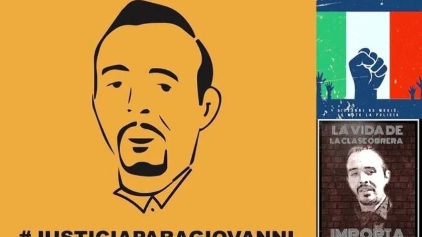 Famosos demandan justicia para Giovanni, joven asesinado en Jalisco