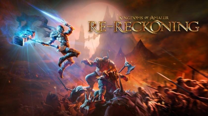Se filtra la remasterización de Kingdoms of Amalur: Reckoning que llegará en agosto