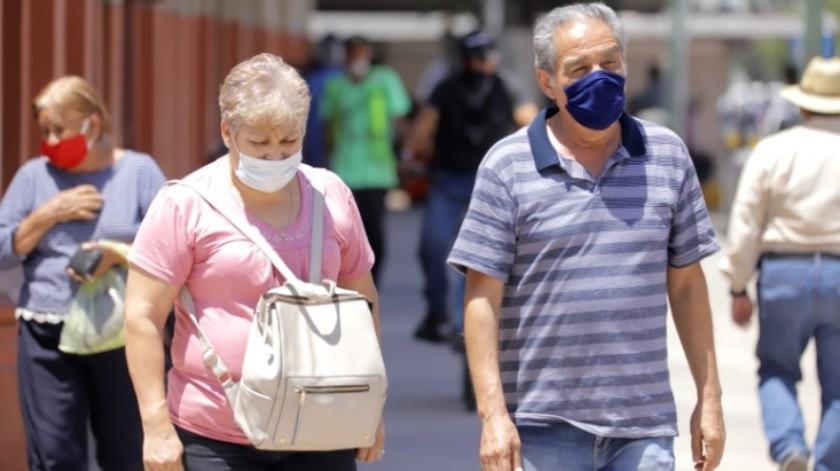 Sonora reporta la mayor cifra de casos confirmados de Covid-19 en un día(GH)