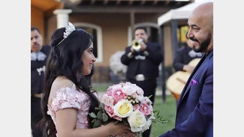 Lupita Karizma Rivera, pronto se lanzará como cantante, siguiendo los pasos de su padre Lupillo y de su tía Jenni Rivera.(Instagram: karizmarivera)