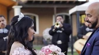 Lupita Karizma Rivera, pronto se lanzará como cantante, siguiendo los pasos de su padre Lupillo y de su tía Jenni Rivera.