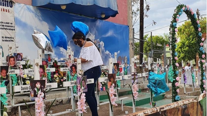 Ni perdono ni olvido, son las palabras que cada 5 de junio retumban por todo Hermosillo, en el País y en el mundo entero, ya que es una fecha que no se olvidará por la muerte de 49 niñosen el incendio de la Guardería ABC.(Teodoro Borbón)
