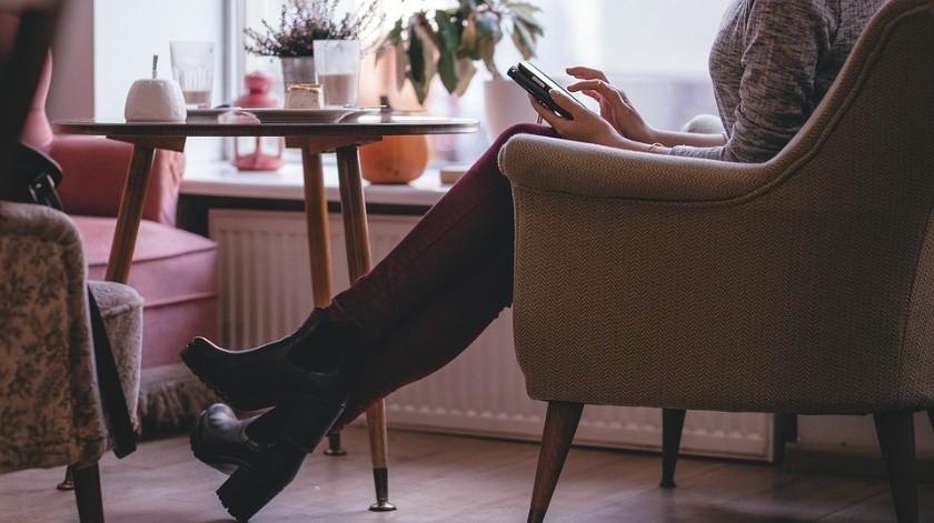 Durante el encierro se incrementó el uso de servicios de comida a domicilio.(Pixabay)