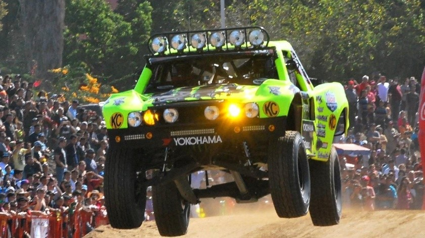 No se ha autorizado la carrera deportiva Baja 500(Cortesía)