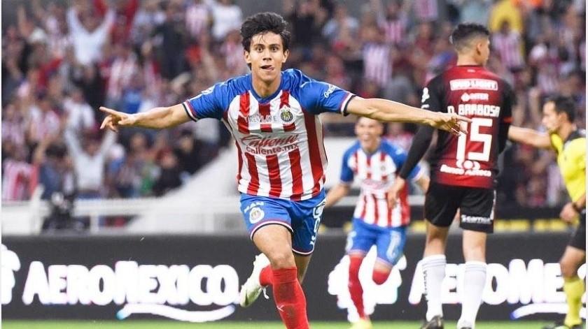 José Juan Macías podría decirle adiós a las Chivas del Guadalajara(Instagram @jjmacias9)