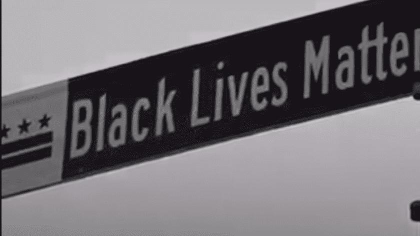 "Alcaldesa de Washington renombra avenida como ""Black Lives Matter""; se confronta con Trump(Twitter @MayorBowser)"