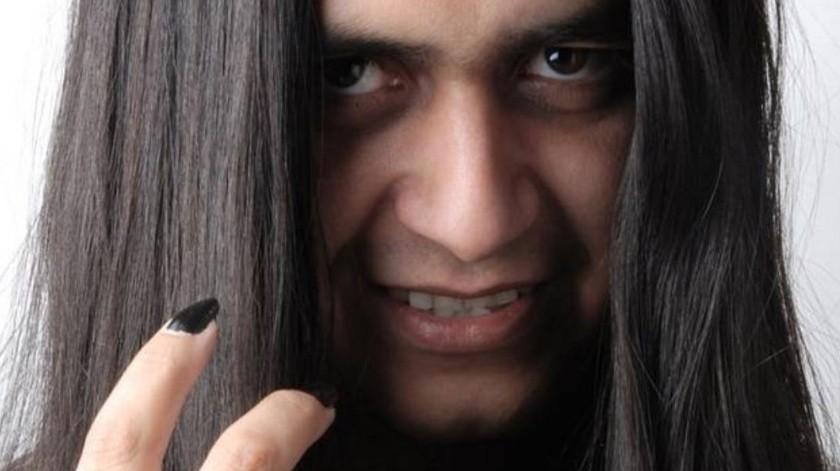 """Vampipe explica muerte de su papá y su """"última broma""""(Twitter/ @Vampipe)"""