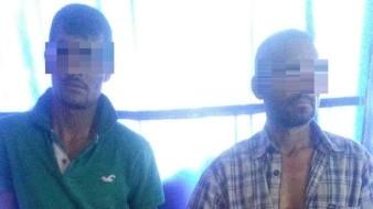 Detienen a presuntos responsables de robo a casa en colonia Villas del Cerro Colorado; intentaron escapar
