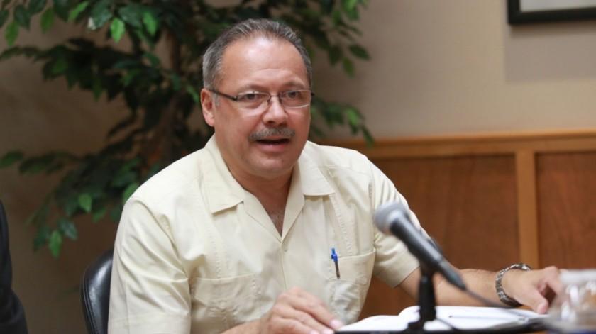 Genaro de la Torre Quintanar, presidente del Comité Ciudadano de Seguridad Pública en Tijuana.
