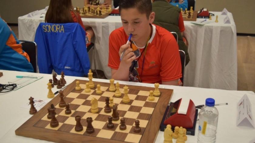 Equipo sonorense brilla en ajedrez(Cortes�a)