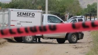 Asesinan a dos en Empalme y hallan restos humanos en Guaymas
