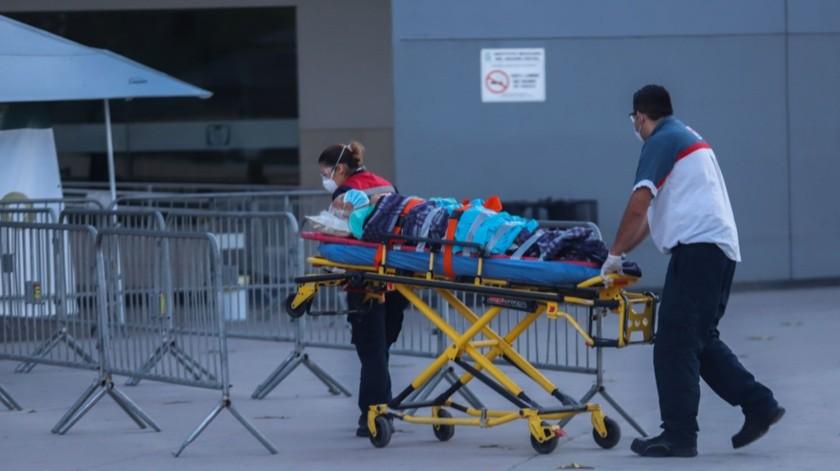 Al día 14 pacientes pierden la vida a causa de la pandemia.