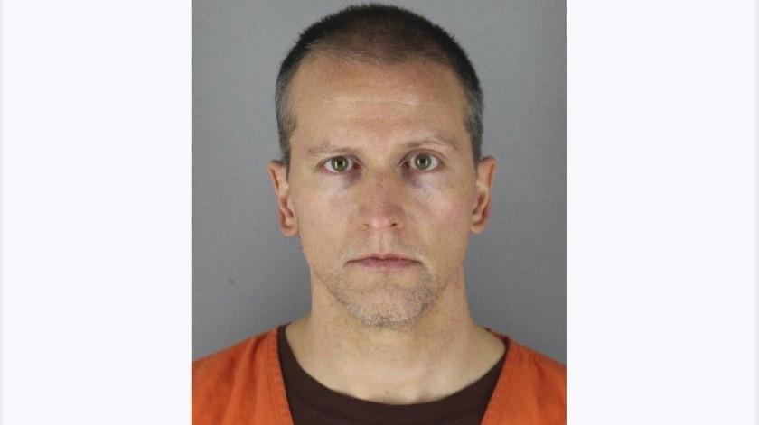 En más de 1 mdd fijan fianza de Chauvin, policía acusado de homicidio de Floyd(AP)