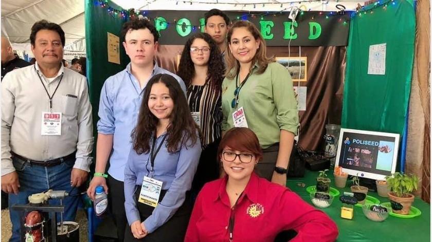 Ganan estudiantes de ITN Nogales concurso nacional(Especial)