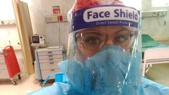 Preocupa a enfermera la falta de equipo y de personal en IMSS de CO