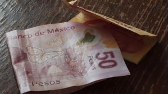 Peso mexicano continúa con mala racha