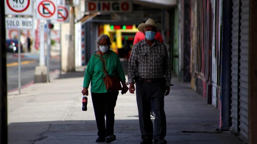 Tijuana baja pero Ensenada va en ascenso: suman 6 mil 274 contagios(Archivo)