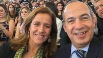 Tribunal Electoral negaría a México Libre, de Calderón y Margarita Zavala, registro