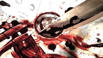 Según el primer análisis pericial, el tipo de lesión punzocortante que presenta infiere que, posiblemente, fue realizada con un cuchillo de cocina.
