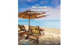 Reabrirán playas de Puerto Peñasco a partir del 16 de junio