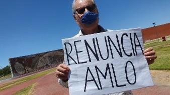 Organizan segunda caravana contra AMLO