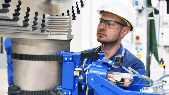 technician in mechanical engineering, construction of gas turbines