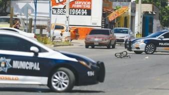 Muere ciclista en choque