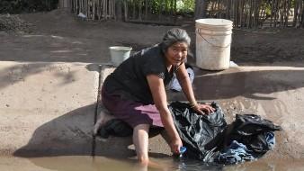 Resienten yaquis la falta de servicios en épocade pandemia de Covid