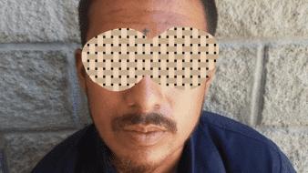 Prófugo de robo en Estados Unidos en arrestado en SLRC
