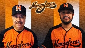 Alfredo Amézaga y Francisco Rodríguez se suman al cuerpo técnico de los Naranjeros