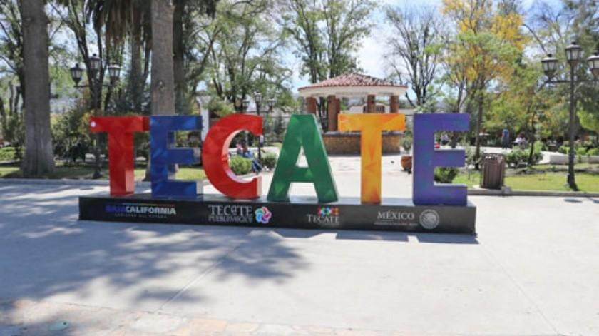 Sólo duró dos semanas toque de queda en Tecate