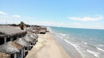 Vuelven a escaparse a las playas; imponen multas en Guaymas