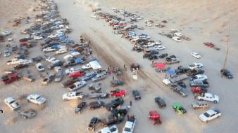 A pesar de pandemia, hay aglomeraciones en Yuma