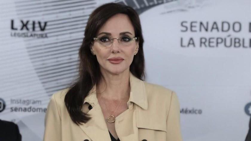 """""""No curan nada con prácticas de 1930"""": Lilly Téllez celebra salida de México de médicos cubanos(GH)"""