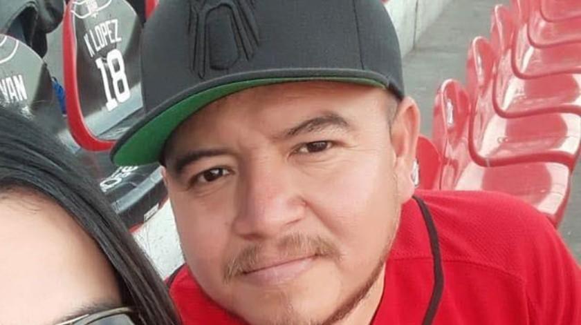 El agente Fernando Antonio Coria Hernández perdió la vida.