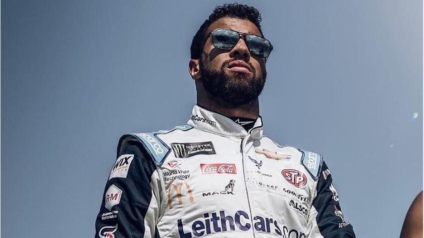 Tras hallazgo de soga en garaje de Bubba Wallace, NASCAR investiga acto de racismo(Instagram @bubbawallace)