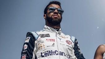 Tras hallazgo de soga en garaje de Bubba Wallace, NASCAR investiga acto de racismo