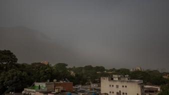 Emiten medidas ante llegada de nube de polvo del Sahara al continente