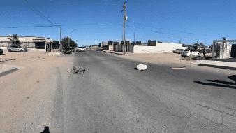Mujer embiste y mata a ciclista en SLRC