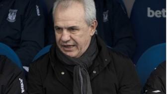 """'Vasco' Aguirre asegura """"tener la intención de continuar en el Leganés"""""""