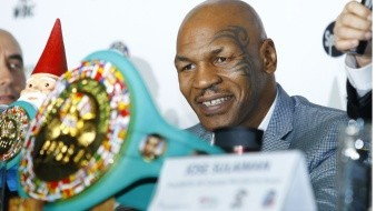 Mike Tyson luce formidable en video en el que se observa su regreso al ring