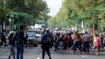 El movimiento telúrico ha dejado cinco muertos en el sureño estado de Oaxaca, epicentro del sismo.