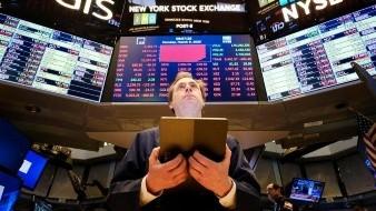 Wall Street abre en rojo y el Dow baja 1,58 % con preocupación por Covid-19